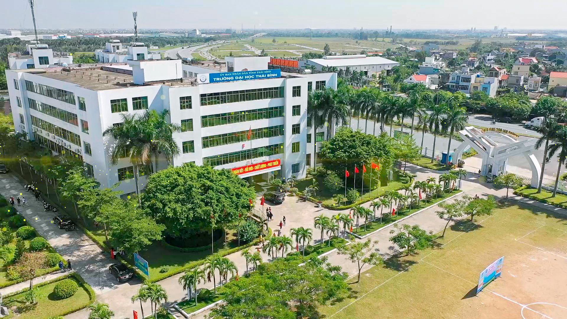 Giới thiệu cuộc thi tìm hiểu lịch sử 60 năm xây dựng và phát triển trường Đại học Thái Bình