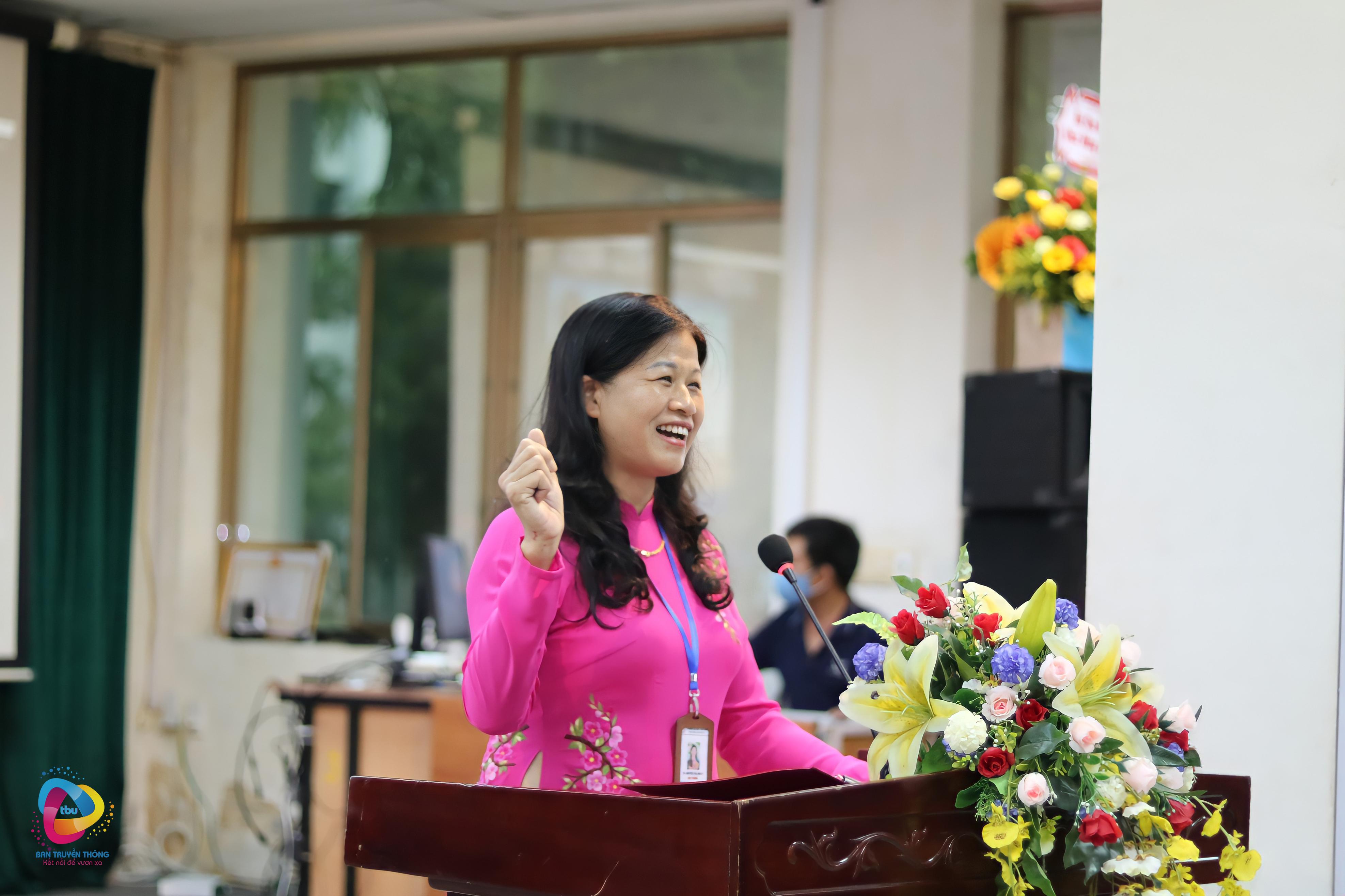 Lễ khai giảng năm học 2021 - 2022 bậc Trung cấp (hệ liên kết)